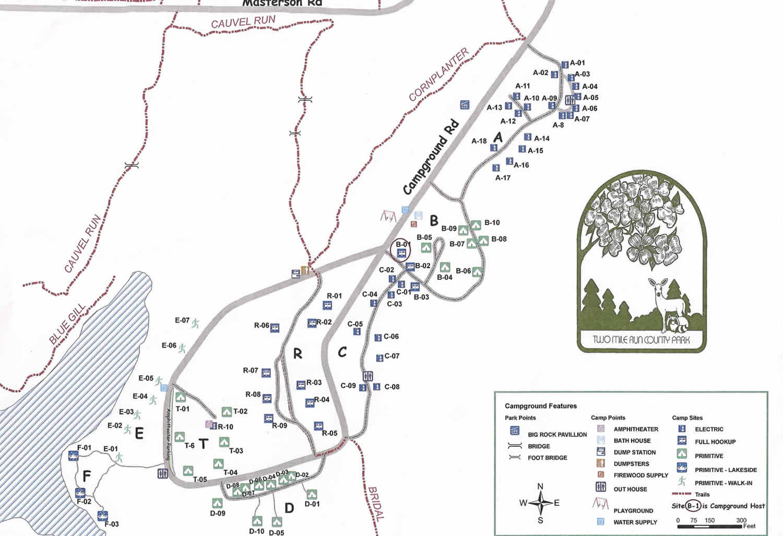 Camping Venango County Pa - Us-camping-map