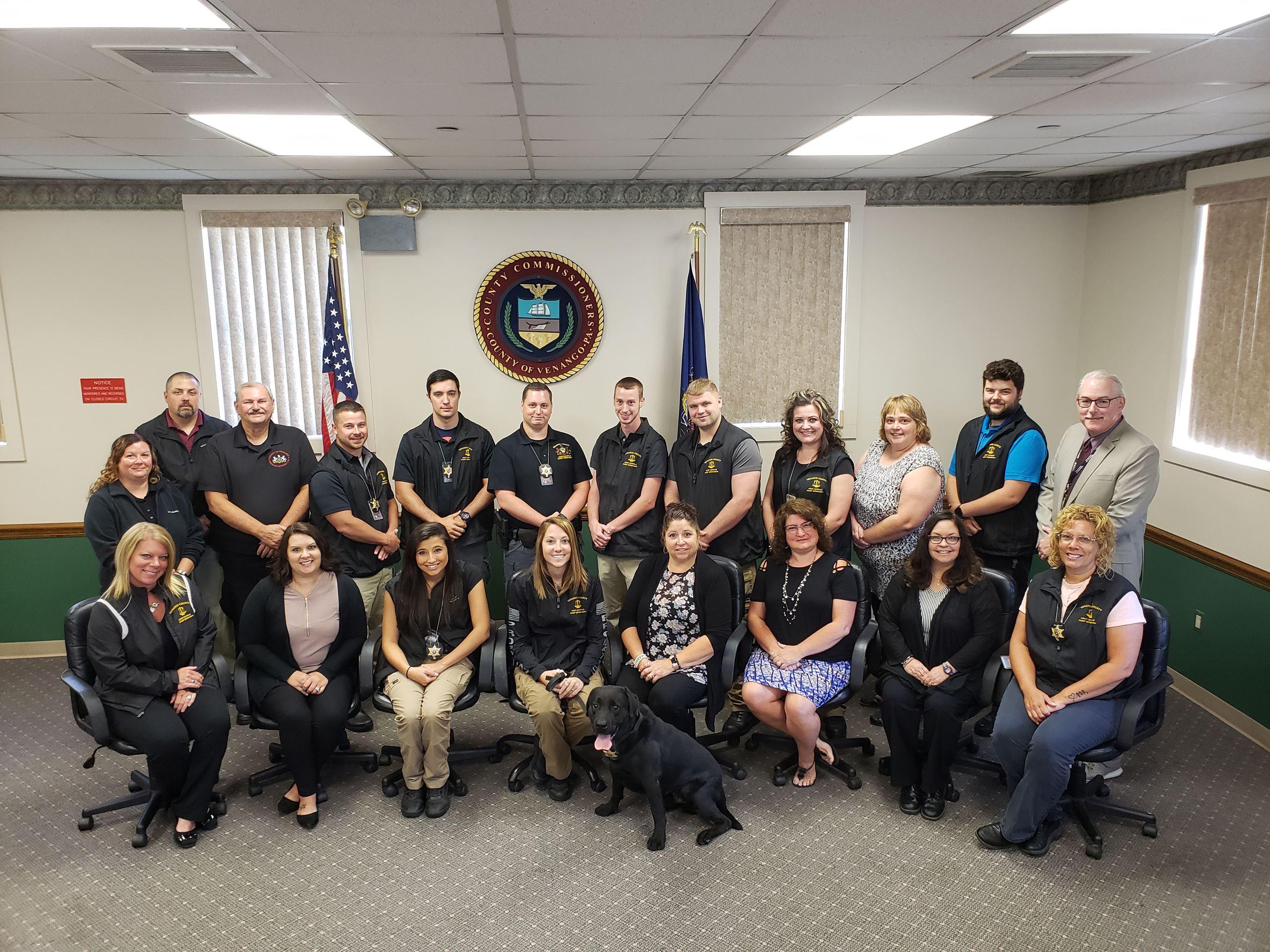 Court Supervision Services | Venango County, PA