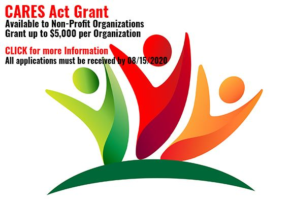 CARES Act Grant Volunteer Non-Profit