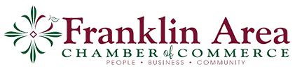 Franklin Area Chamber of Commerce logo